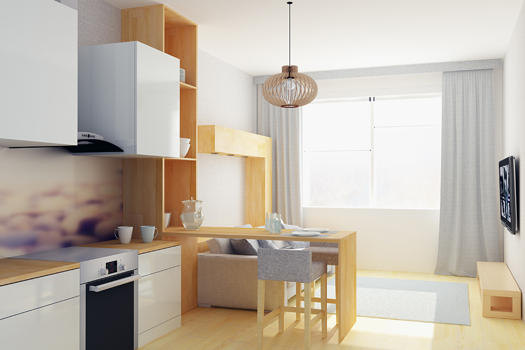 Moving into a Studio Apartment: How to Make your Small Space ...