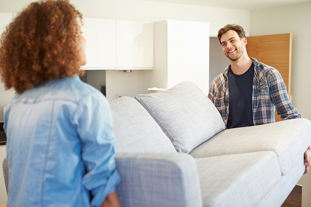 How to Tackle a DIY Move in a Walk-Up Apartment