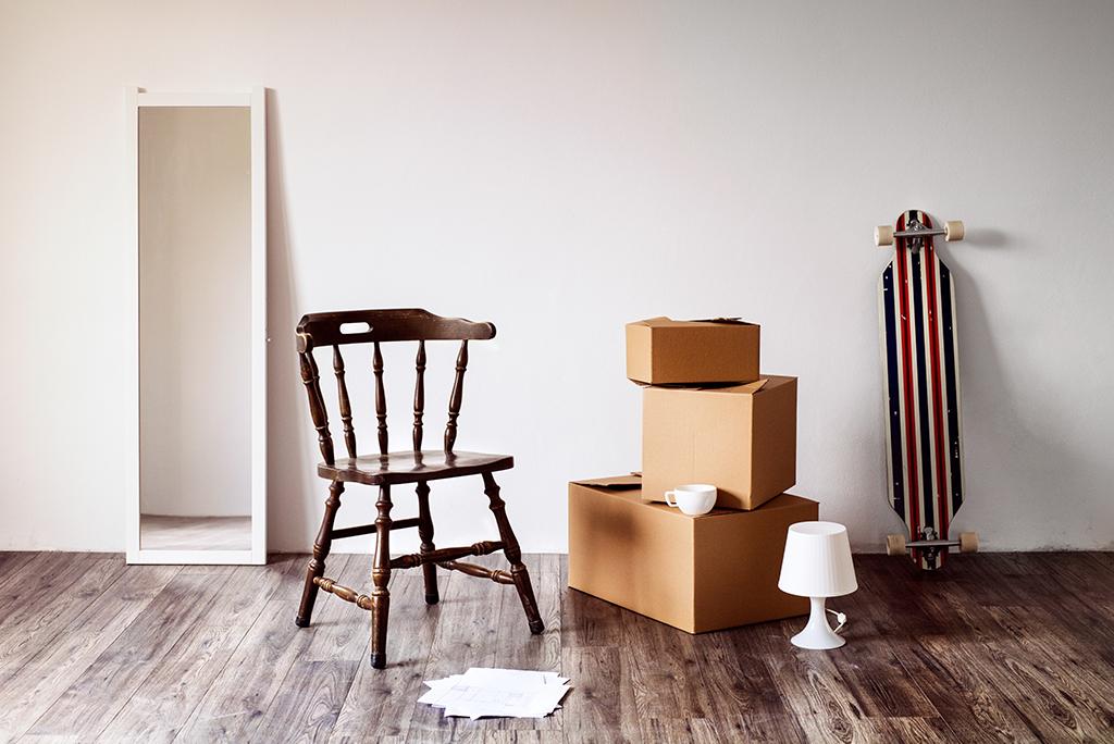 new apartment furniture. New Empty Apartment Furniture