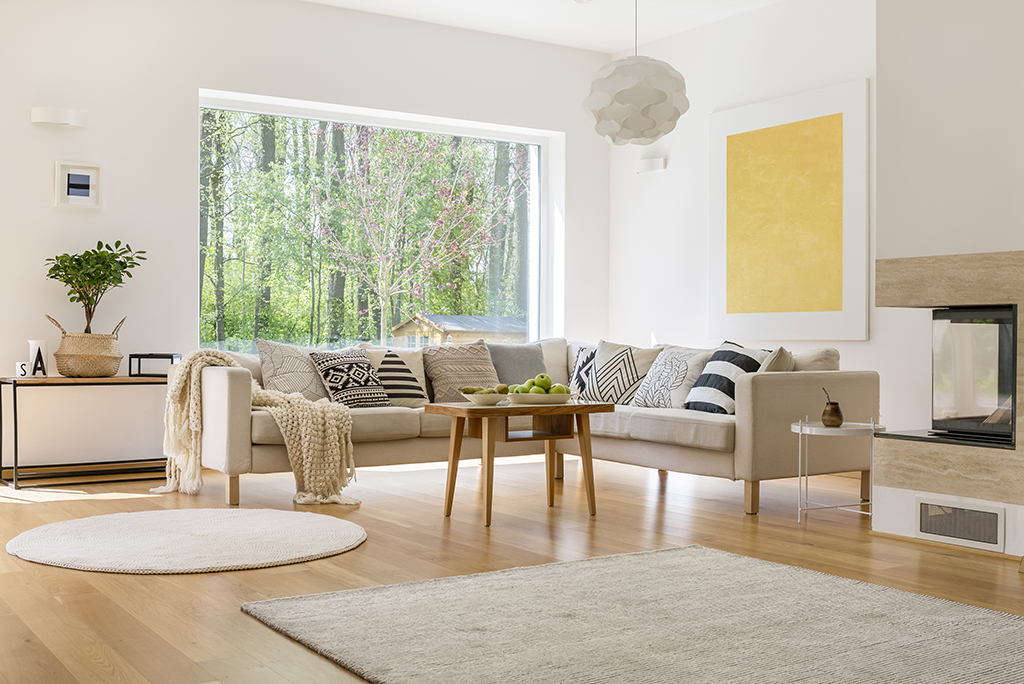 make living room spacious using simple and smart tricks the interior design company home staging tips