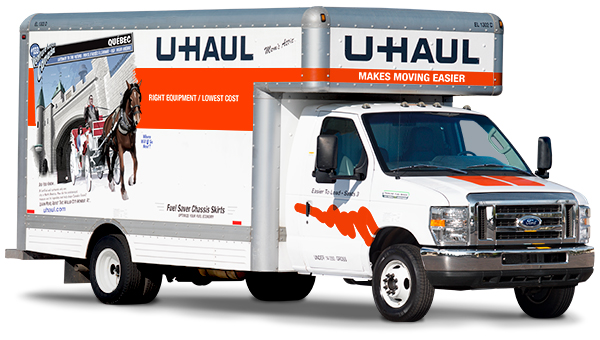 U Haul Moving Truck >> What Size U Haul Moving Truck Should You Rent For Your Move