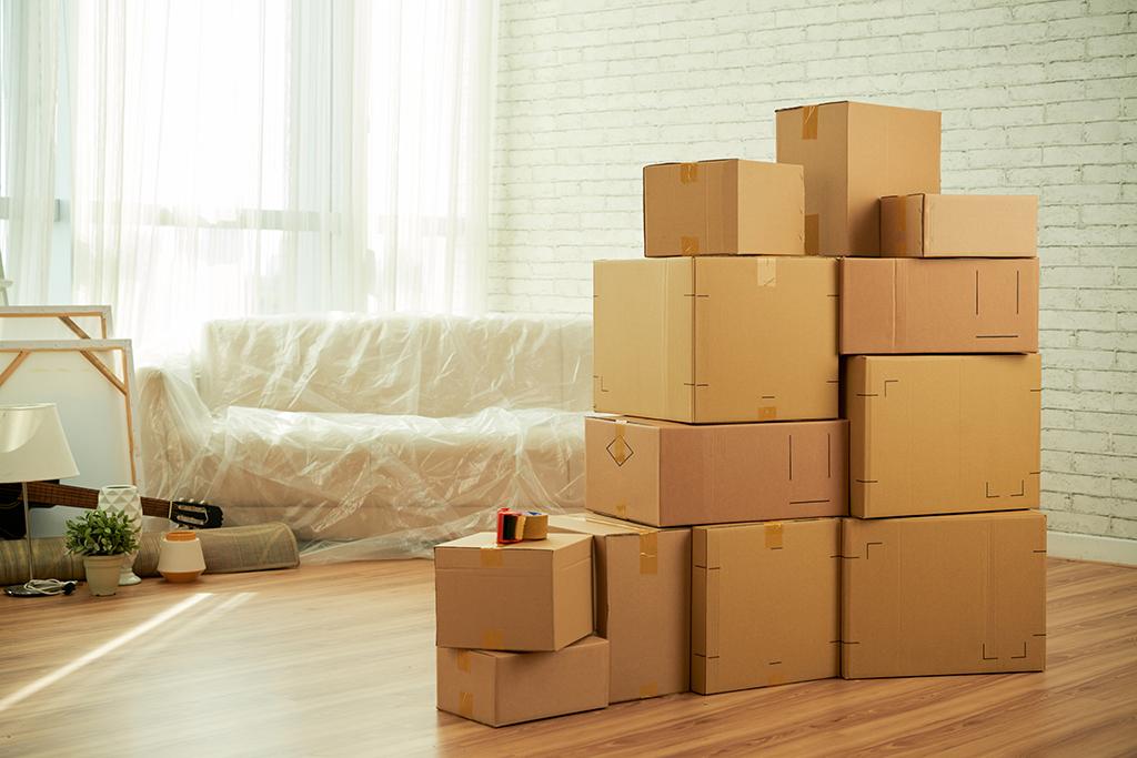 REALTOR Moving Kit 2 24 Moving Boxes /& Supplies