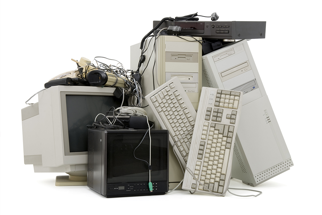 Where to Donate Electronics Before Your Move