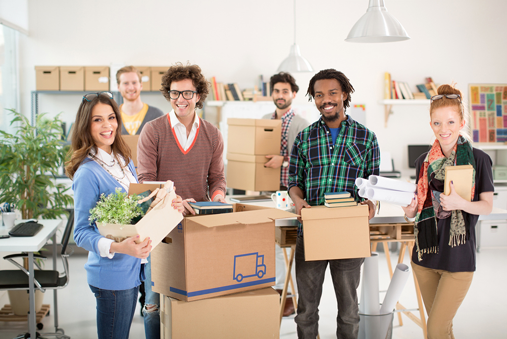 11 Tips for When You're Moving to a New Office Space | Moving.com