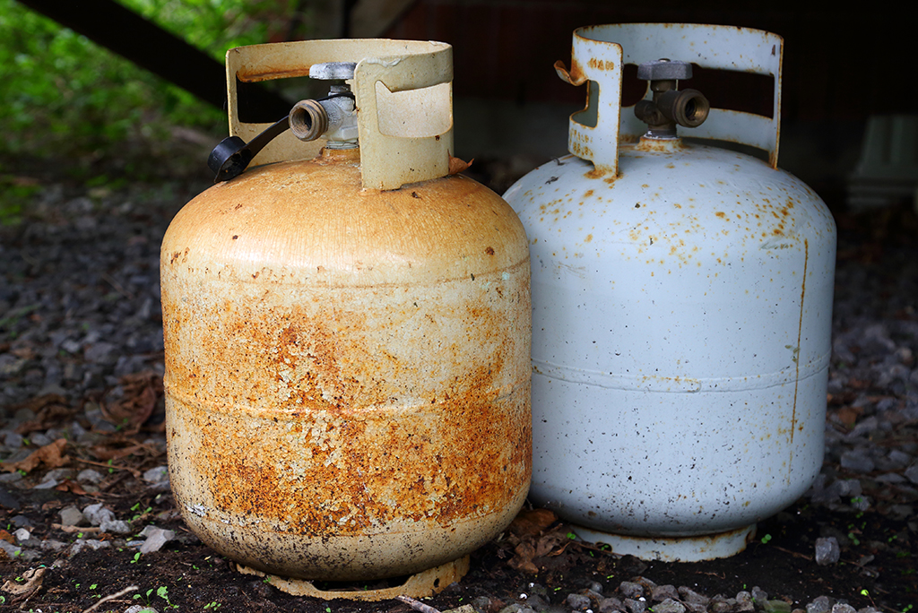 How to Dispose of Hazardous Waste Before You Move