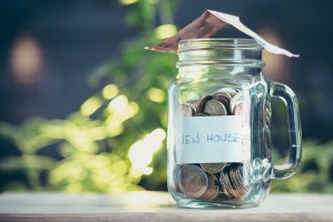 saving money for house