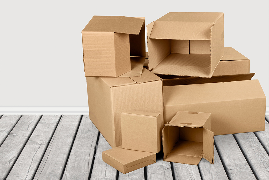 How to Recycle Cardboard Moving Boxes