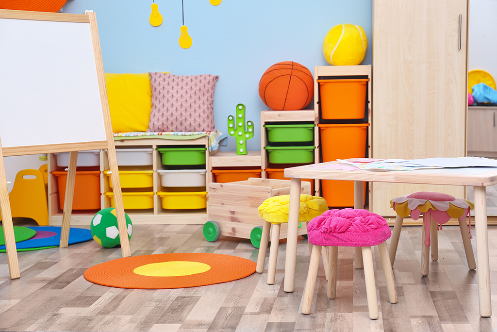 How to Move Your Child's Nursery