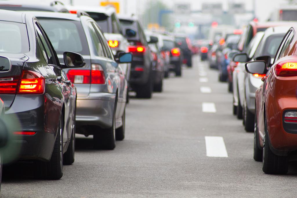 cars commuting