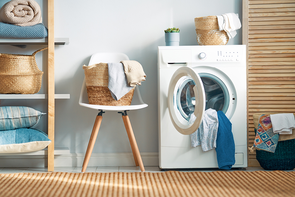 How to Move a Washer & Dryer by Yourself