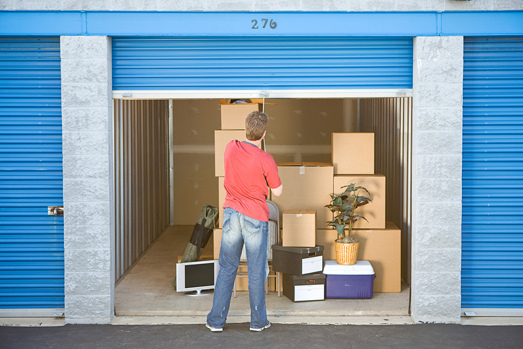 How to Organize a Storage Unit Like a Pro