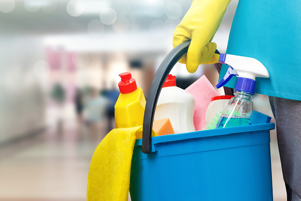 5 Tips for Sanitizing Your Things During a Move