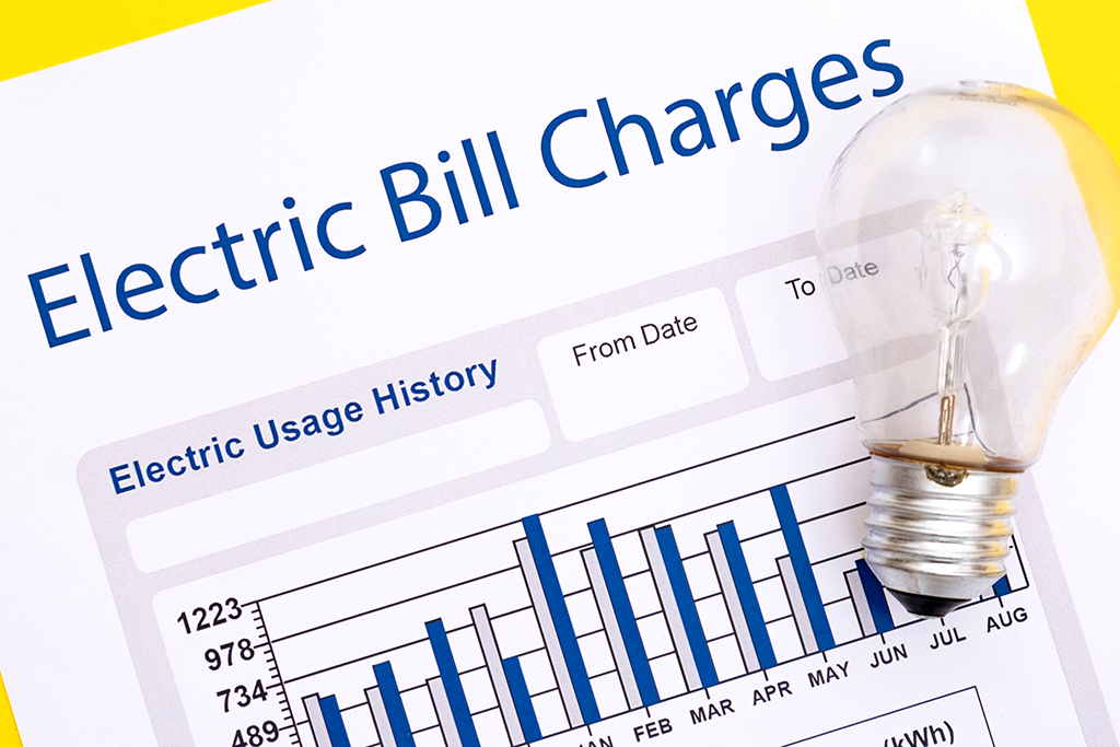 How Much Does the Average Electric Bill Cost?