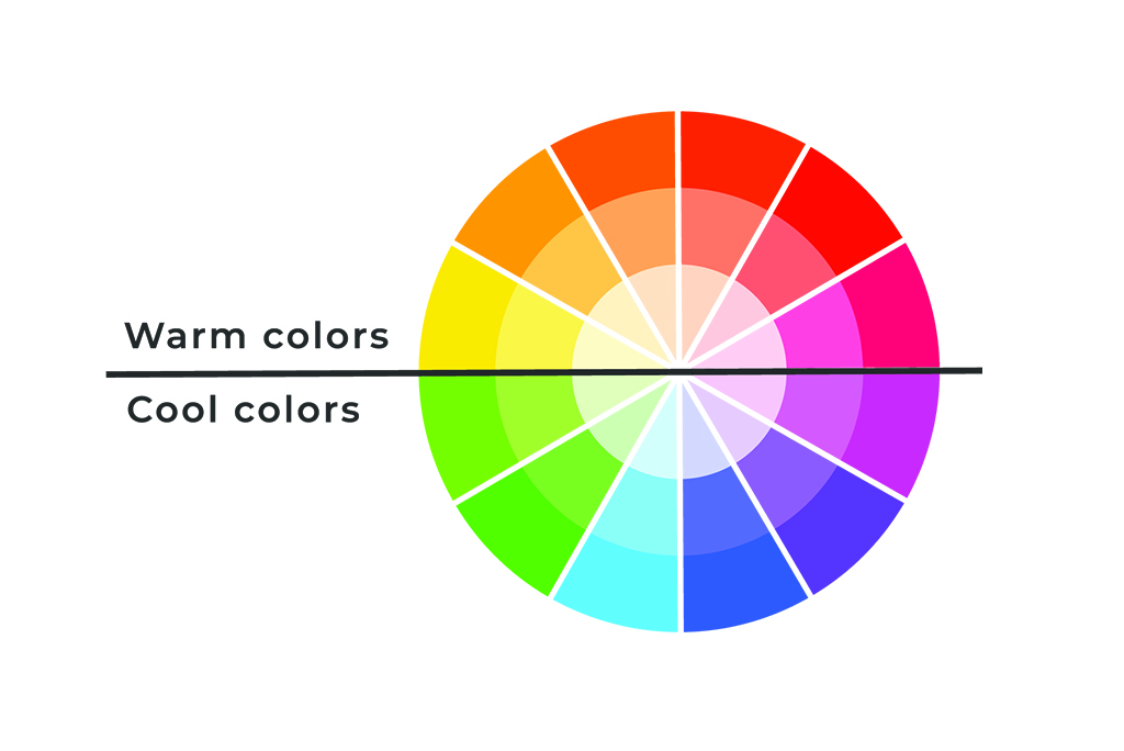 Warm Colors vs. Cool Colors in Home Design