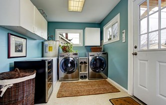 pack laundry room
