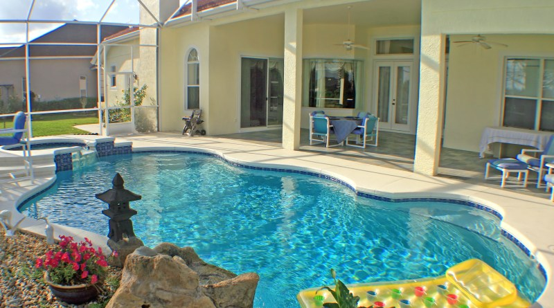 pool homes near walt disney world
