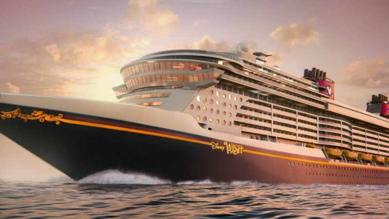 Disney Cruise Line's upcoming Disney Wish