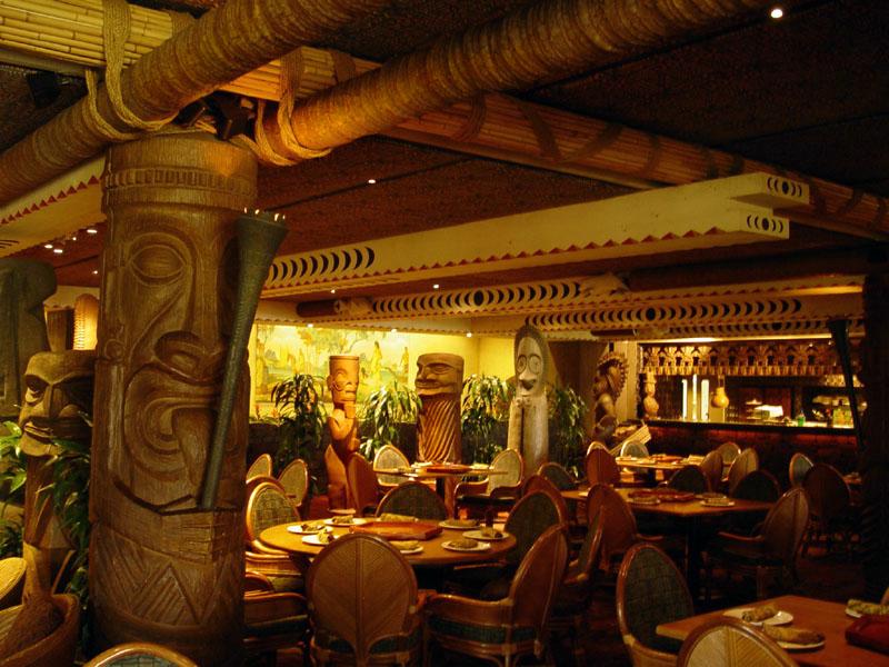 'Ohana Restaurant at Disney's Polynesian Resort