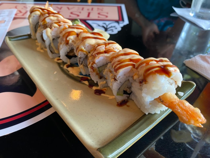 3 Sisters Speakeasy - 3 Sisters Roll