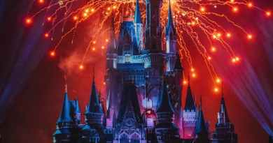 Living near Disney – too much of a good thing?!