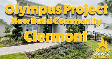 Olympus Project New Build Community in Clermont