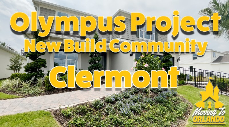 Olympus Project New Build Clermont FL