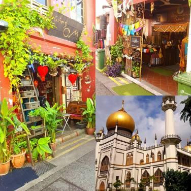 The Arab quarter - such good shopping
