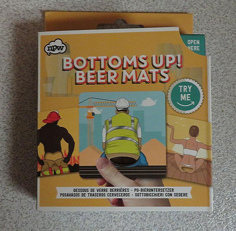 Bottoms Up / Fondos Hacia Arriba