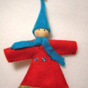 felt gnome tutorial | movita beaucoup