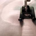 sewing the hem