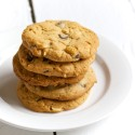 killer peanut butter chocolate chip cookies | movita beaucoup