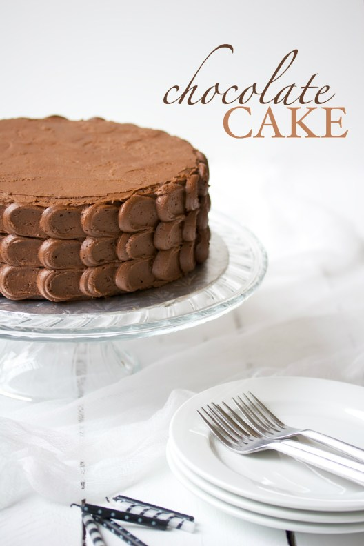 chocolate cake with chocolate buttercream frosting   movita beaucoup