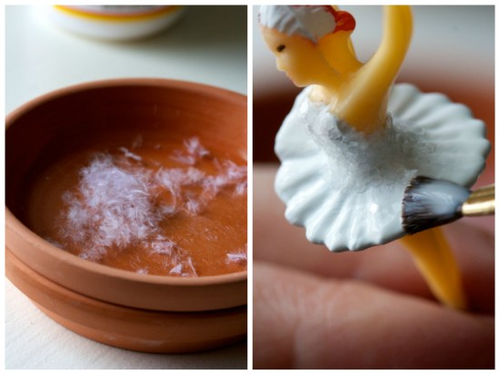 swan lake cupcake toppers   movita beaucoup