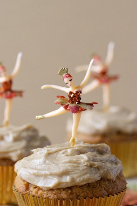 autumn fairy cupcakes | movita beaucoup