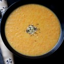carrot and leek soup | movita beaucoup