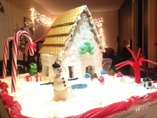 Cassie & Dan's Ice House 2