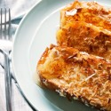 oatmeal coconut crusted brioche french toast | movita beaucoup