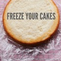 freezing cakes | movita beaucoup