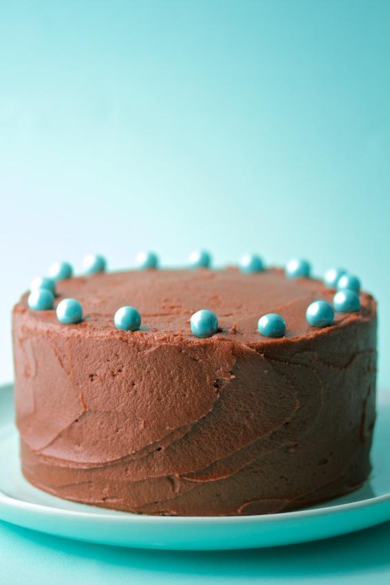 6-inch chocolate cake | movita beaucoup