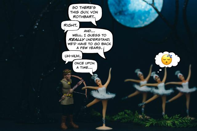 ballet explained: swan lake // movita beaucoup