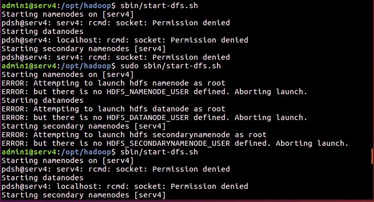 start-dfs