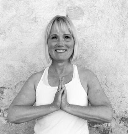 Tina Ohls, instruktör Hatha/Yinyoga