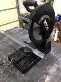 dry cut metal saw. mk morse csm14mb 14 inch dry cut metal cutting saw 1