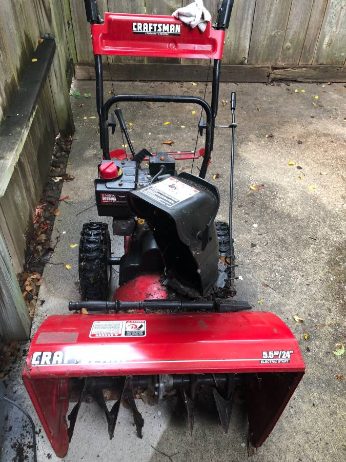 Replaces Craftsman Model 31as6bce799 Snow Blower