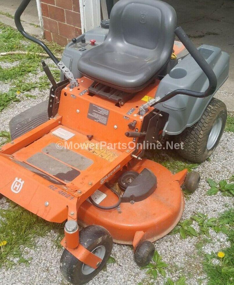 Parts For Husqvarna Zero Turn Lawn Mower
