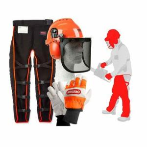 CHAINSAW TYPE A SAFETY KIT