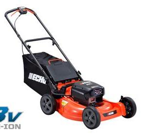 """ECHO LM-58V 21"""" MOWER C/W 4AH BATTERY & CHARGER"""