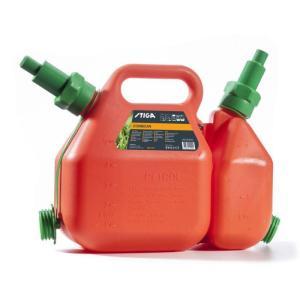 STIGA COMBICAN 5Lt. Petrol + 2Lt. Oil