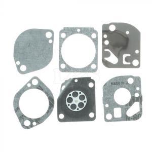 Set of carburettor parts