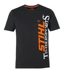 T-shirt SZ M Black